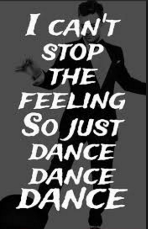 Can't Stop the Feeling-Justin Timberlake